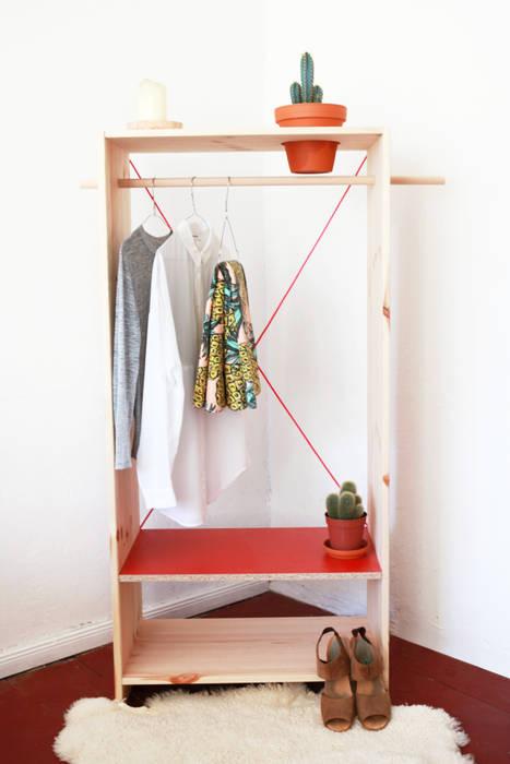 DIY Planter Closet par Katleen Roggeman Minimaliste
