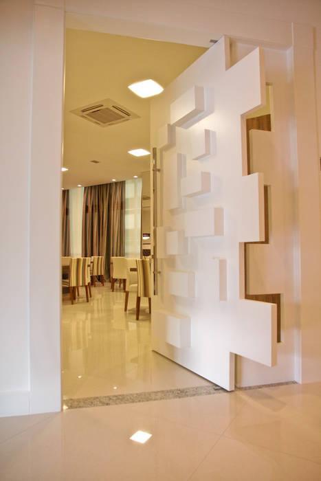 modern  by Daniela Vieira Arquitetura, Modern