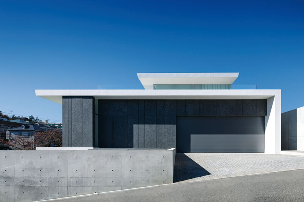 FACADE 1: YUCCA designが手掛けた家です。