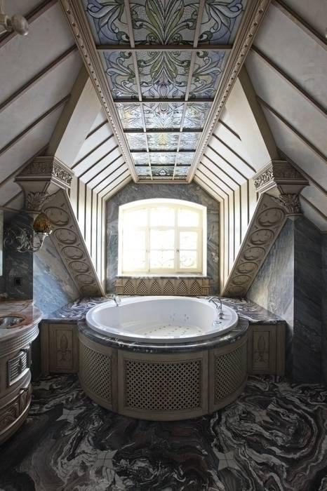 Студия Анны Куликовой и Павла Миронова BathroomDecoration