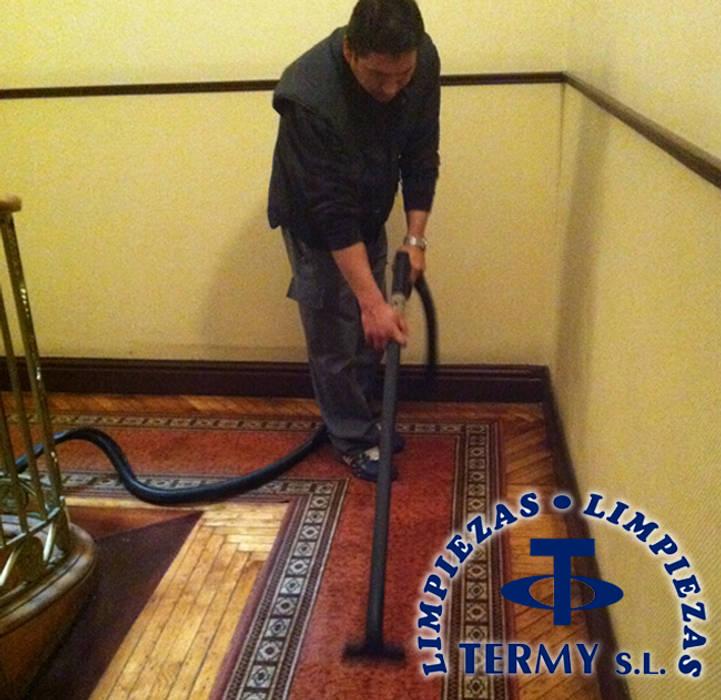 Limpiezas Termy - Empresa de limpieza en Madrid de Limpiezas Termy Moderno