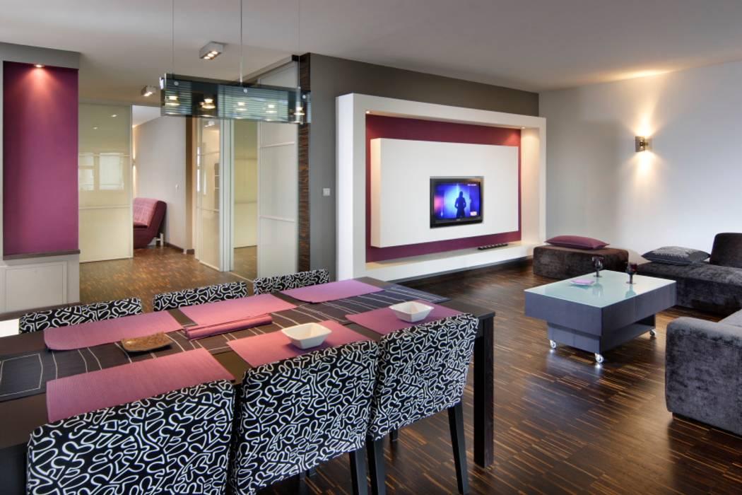 Salon moderne par art proces Moderne