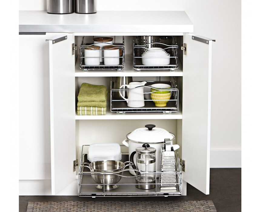 50.2cm pull-out organiser simplehuman KitchenStorage