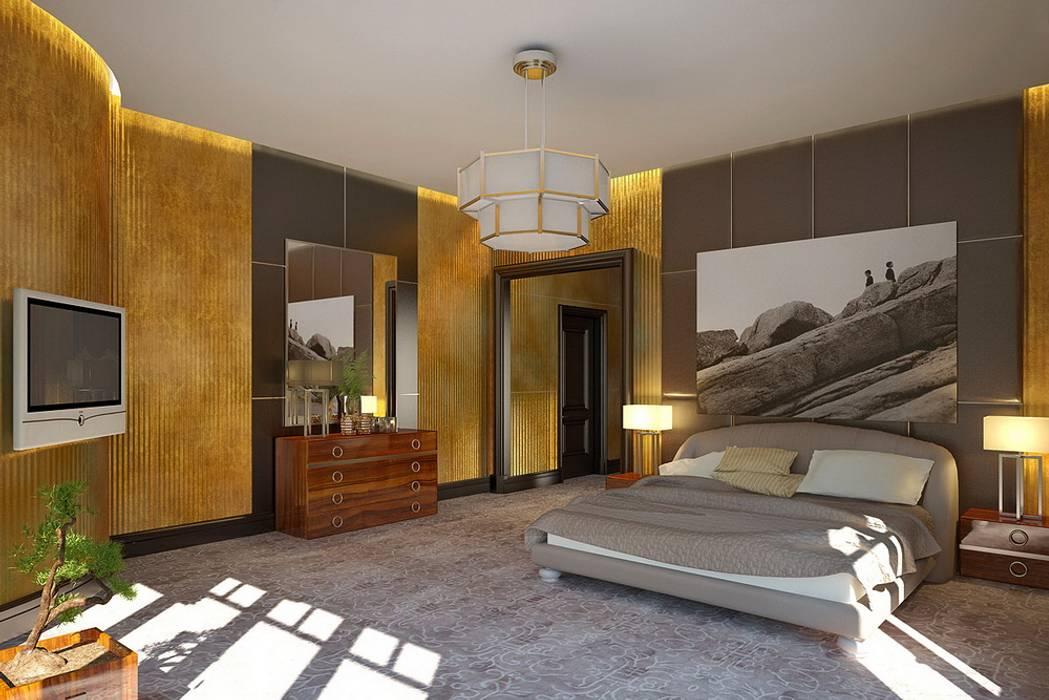 de Design studio of Stanislav Orekhov. ARCHITECTURE / INTERIOR DESIGN / VISUALIZATION. Moderno