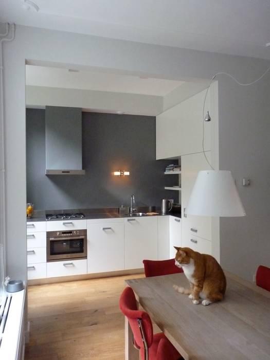 Keuken:  Keuken door Gosker Ontwerp Interieur Architectuur