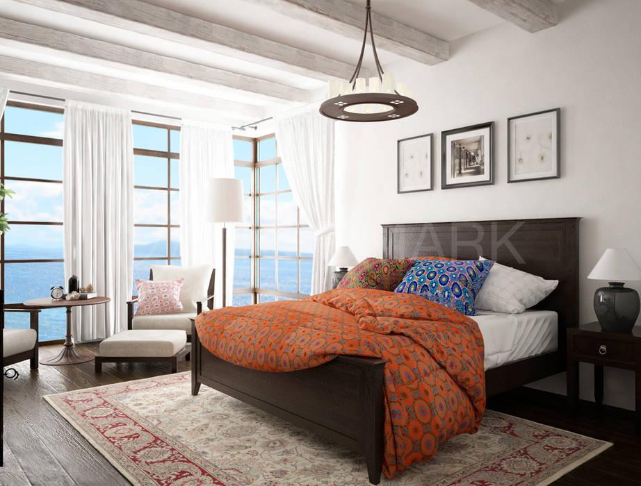 House in Trogir, Croatia Спальня в средиземноморском стиле от homify Средиземноморский