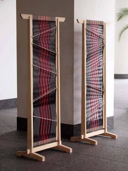 GENWAKU tona BY RIKA KAWATO / tonaデザイン事務所 HouseholdRoom dividers & screens