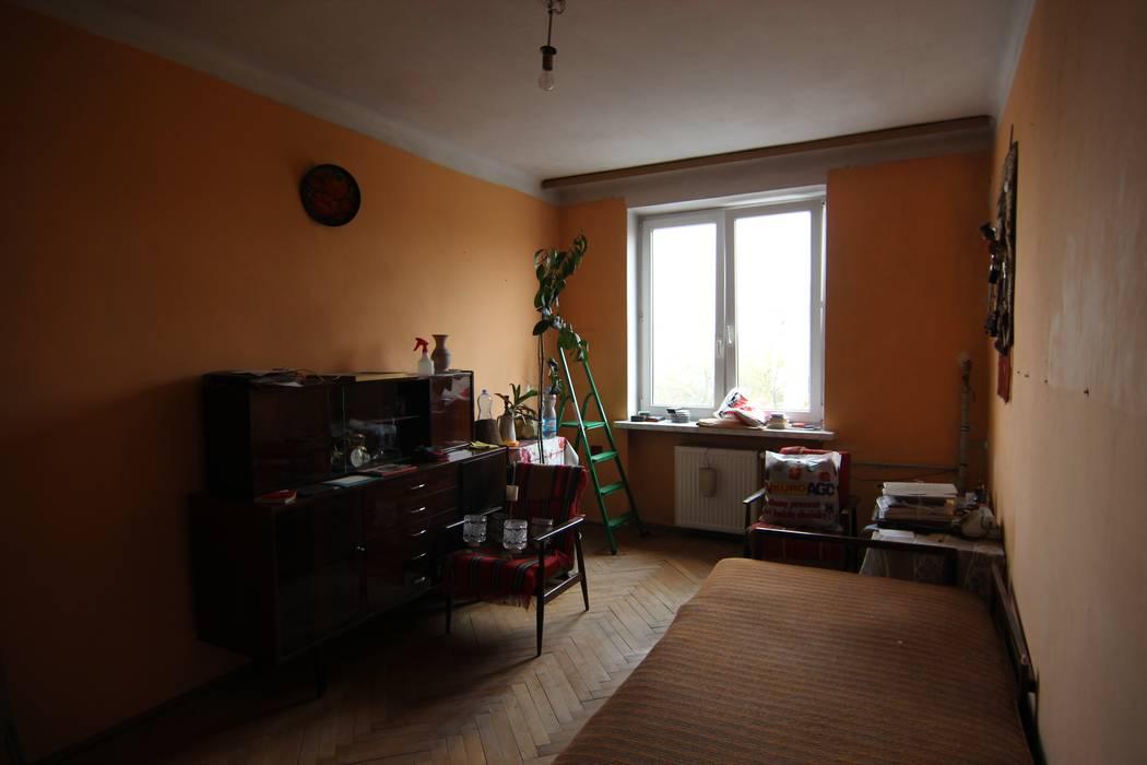 SYPIALNIA PRZED METAMORFOZĄ Better Home Interior Design