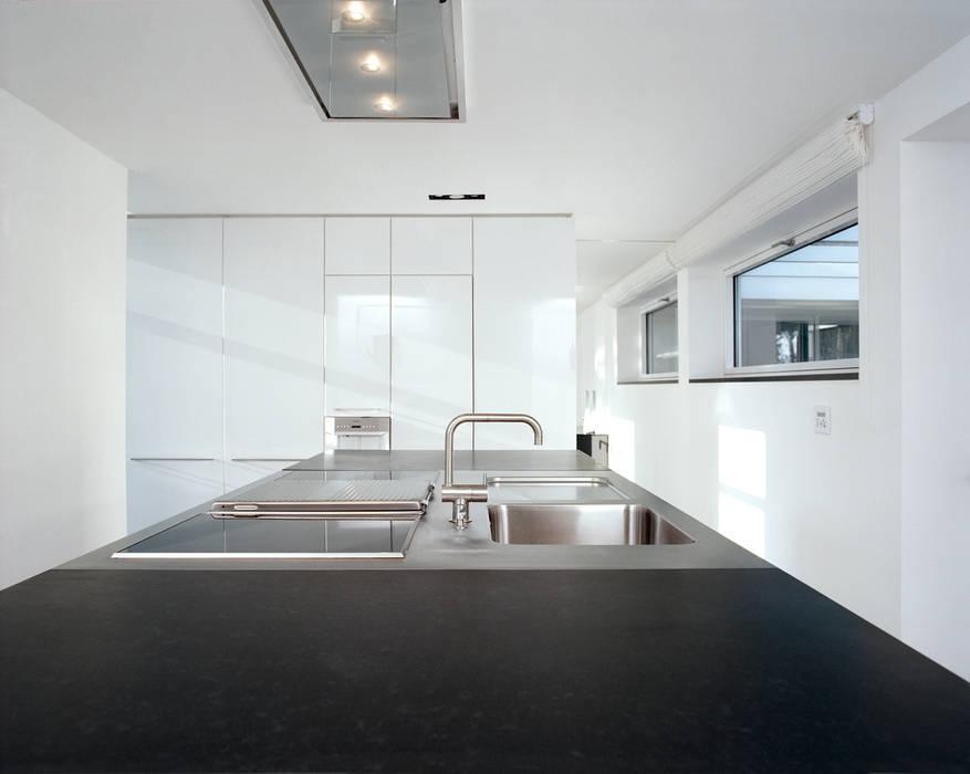 Corneille Uedingslohmann Architekten Dapur Modern