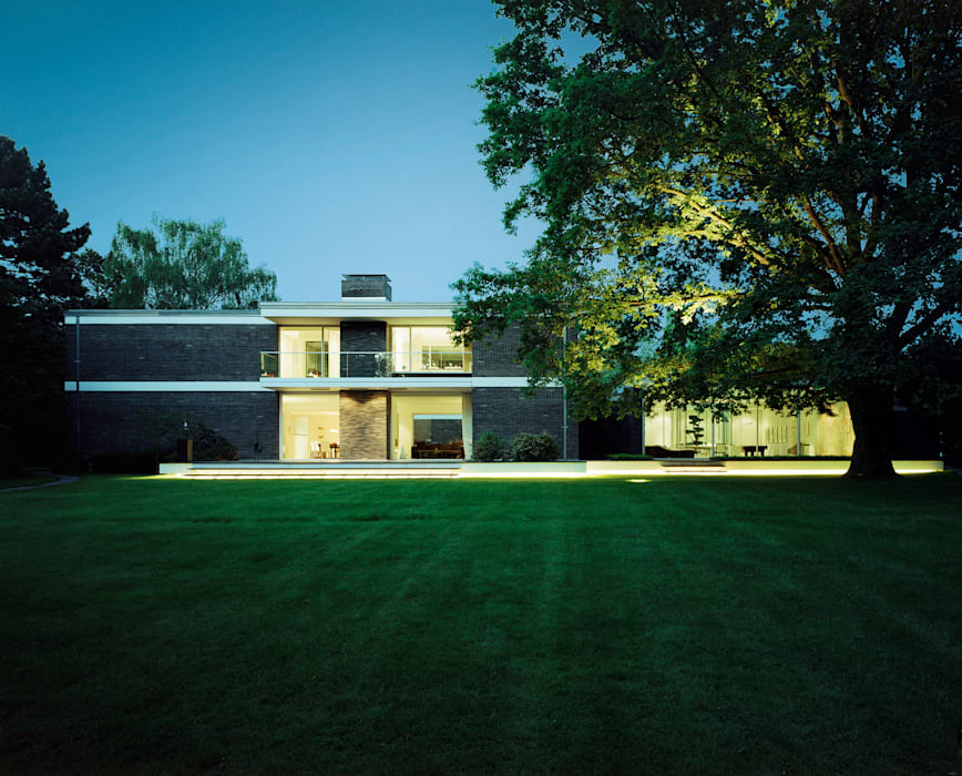 Park Villa Corneille Uedingslohmann Architekten Moderne Häuser
