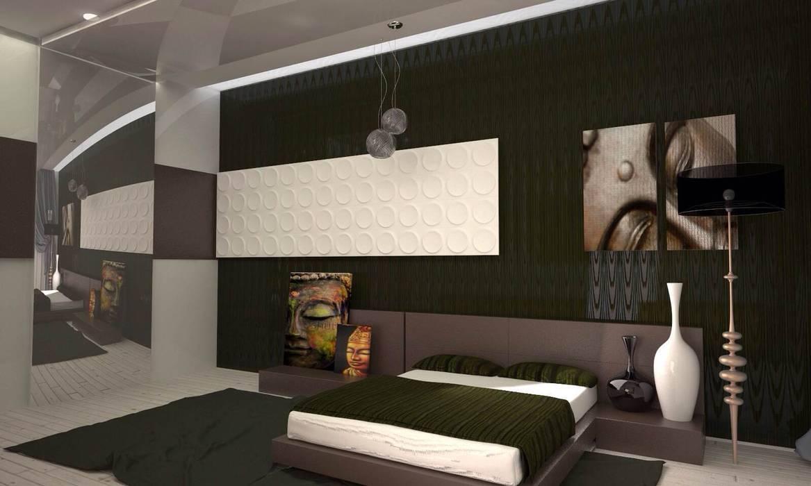 臥室 by DS Fresco,