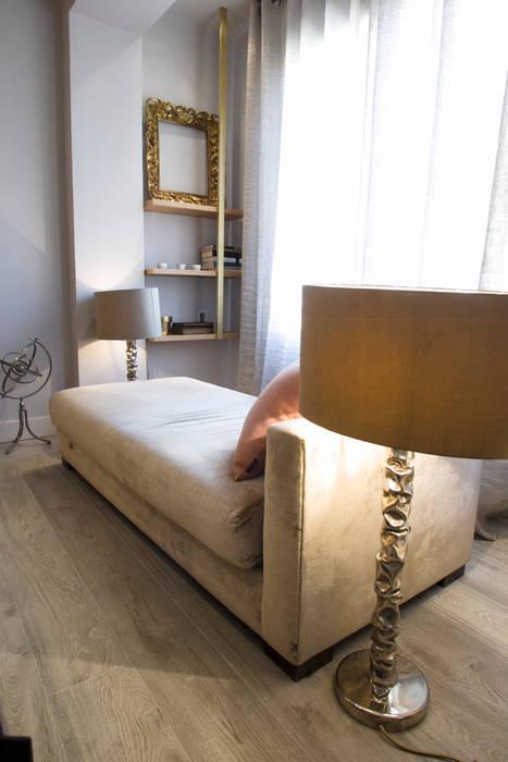 R-decora - Obras, Reformas y Decoración 现代客厅設計點子、靈感 & 圖片