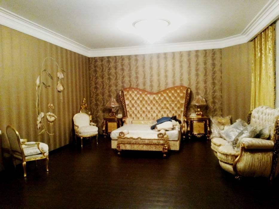Kamar Tidur oleh Абрикос , Modern