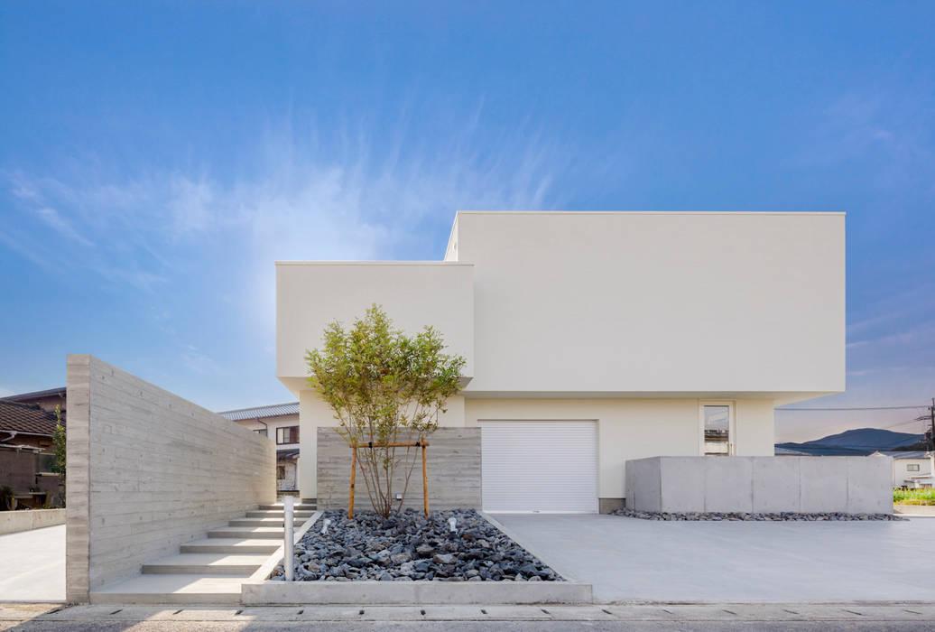 Houses by 株式会社細川建築デザイン,