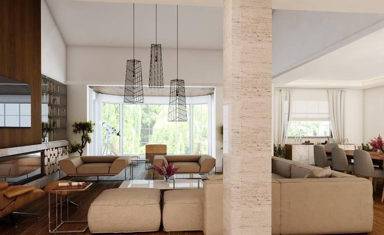 Nuevo Tasarım – Ankarada bir ev:  tarz Oturma Odası, Modern