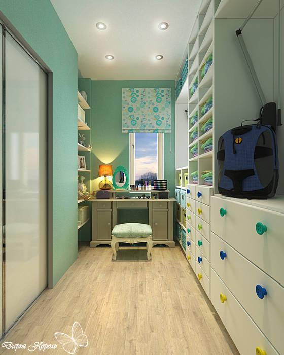 Closets de estilo  por Your royal design,