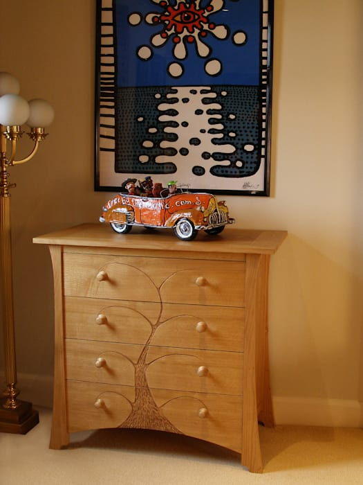 'Sapling' chest of drawers Cadman Furniture RecámarasArmarios y cómodas