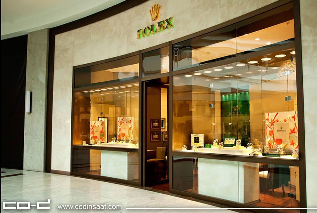Centros comerciales de estilo  por T-COD Mimarlık Ltd., Moderno