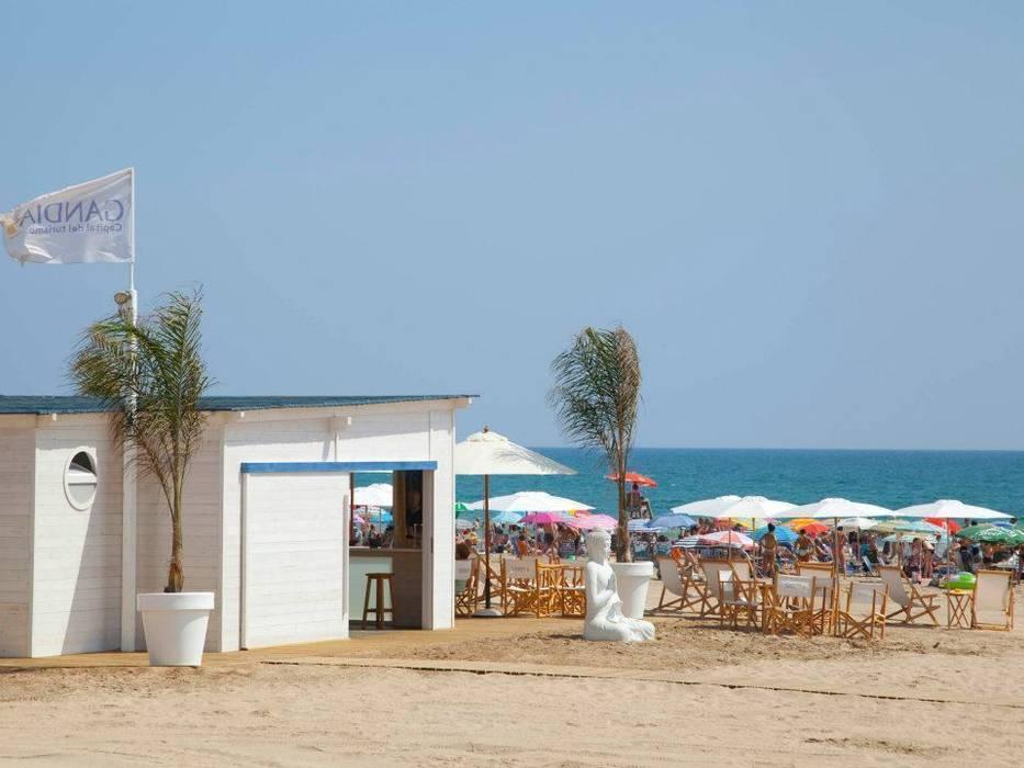 Chiringuito de playa Gastronomía de estilo mediterráneo de GARCIA HERMANOS Mediterráneo