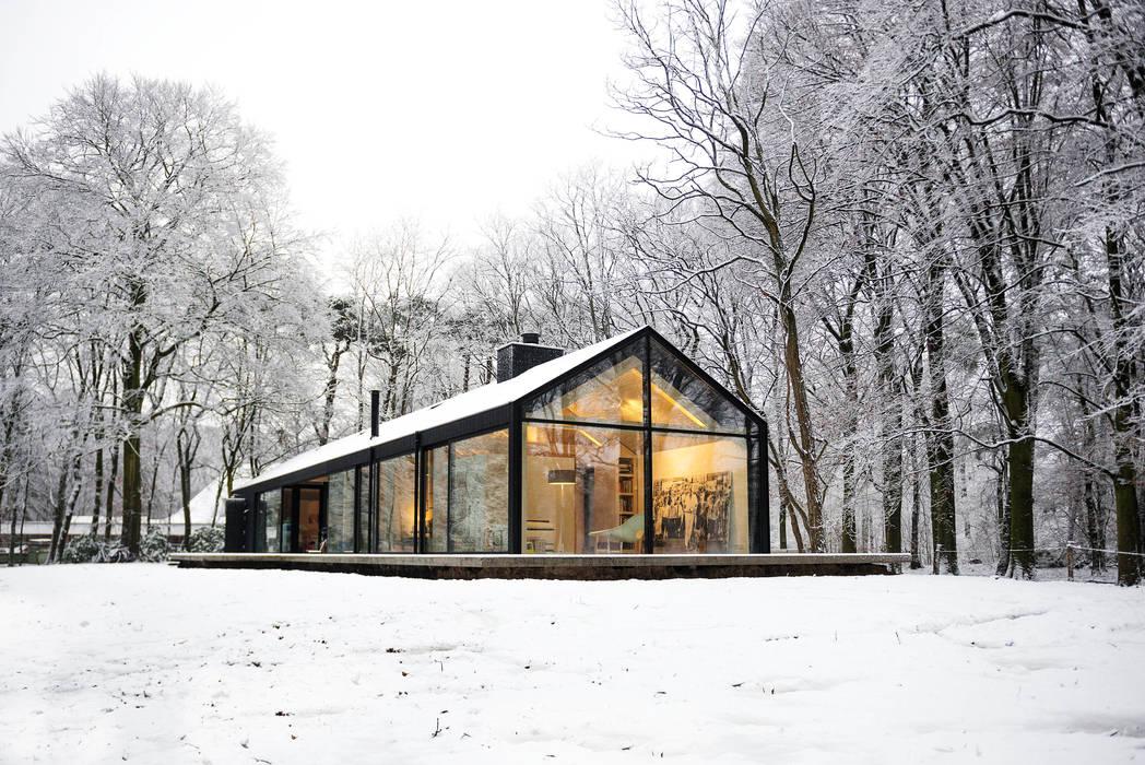 Houses by Bedaux de Brouwer Architecten