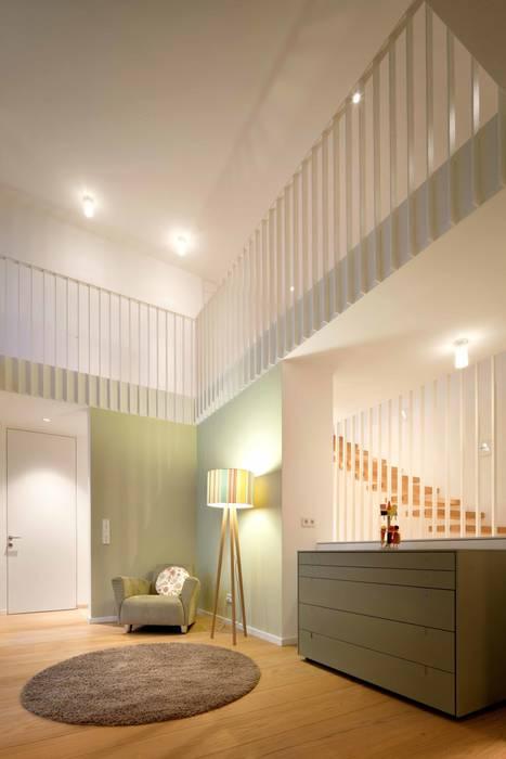 illichmann-architecture Modern Living Room