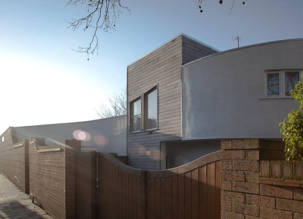 The Camberwell Curve Nic Antony Architects Ltd บ้านและที่อยู่อาศัย