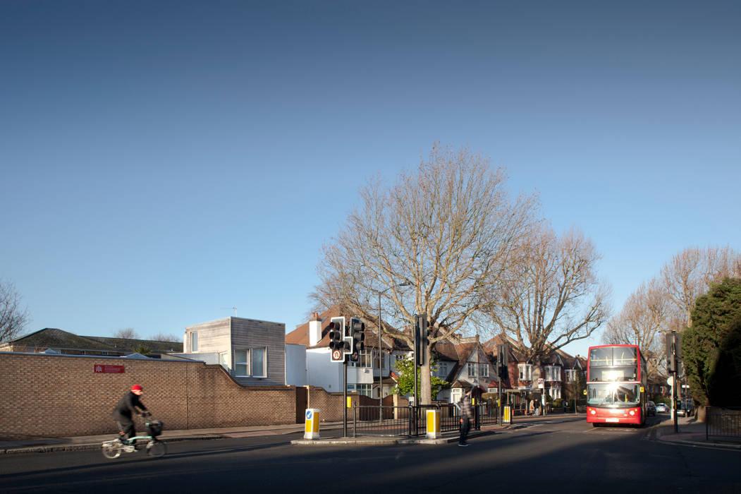 The Camberwell Curve โดย Nic Antony Architects Ltd โมเดิร์น