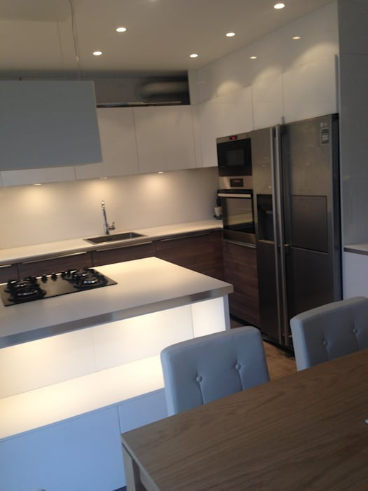 PROBAT RENOV Modern style kitchen