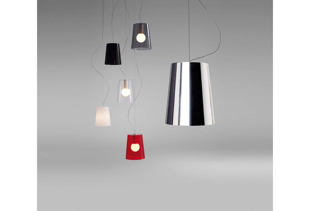 L001 L001S/A Lampada a sospensione: Hotel in stile  di Designer1995  Live Work Design