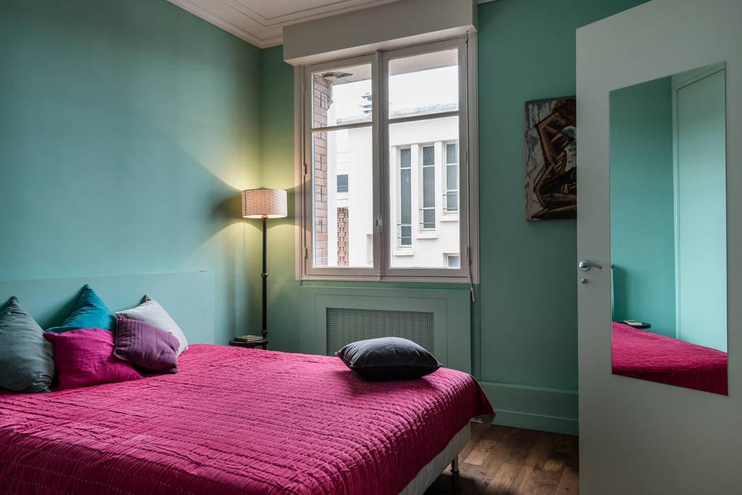 Chambre design: Chambre de style  par Decorexpat