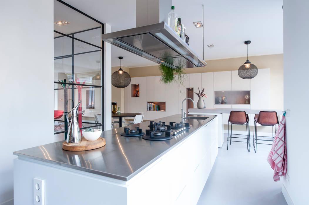 Fabulous Verbouwing en inrichting jaren '30 woning: keuken door strandnl #JQ97