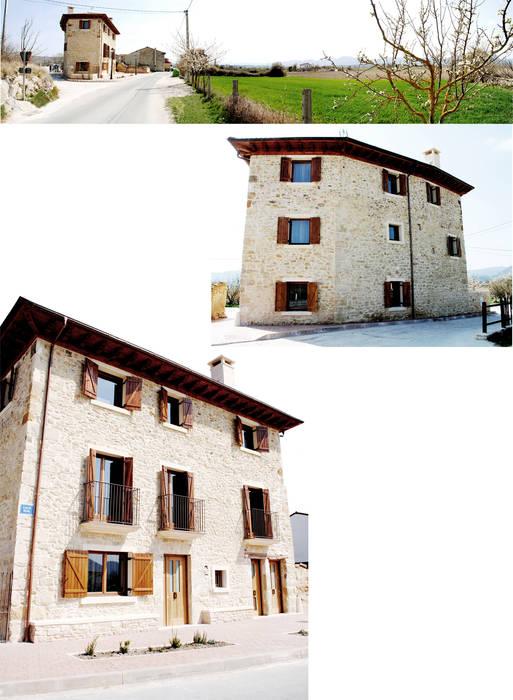Fachadas Hoteles de estilo rural de interior03 Rural