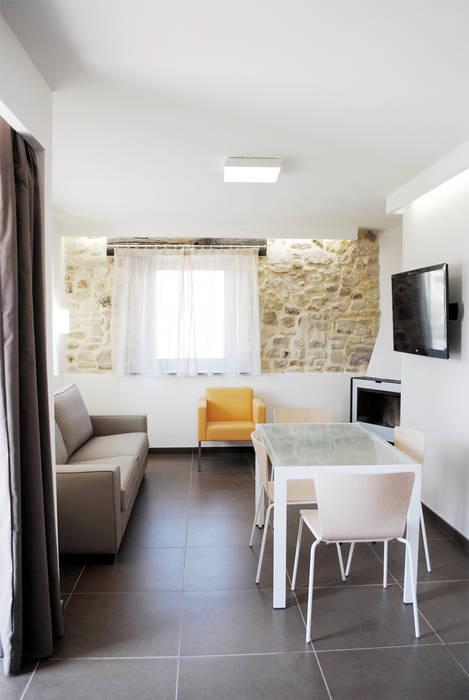 Vivienda 1 Hoteles de estilo rural de interior03 Rural