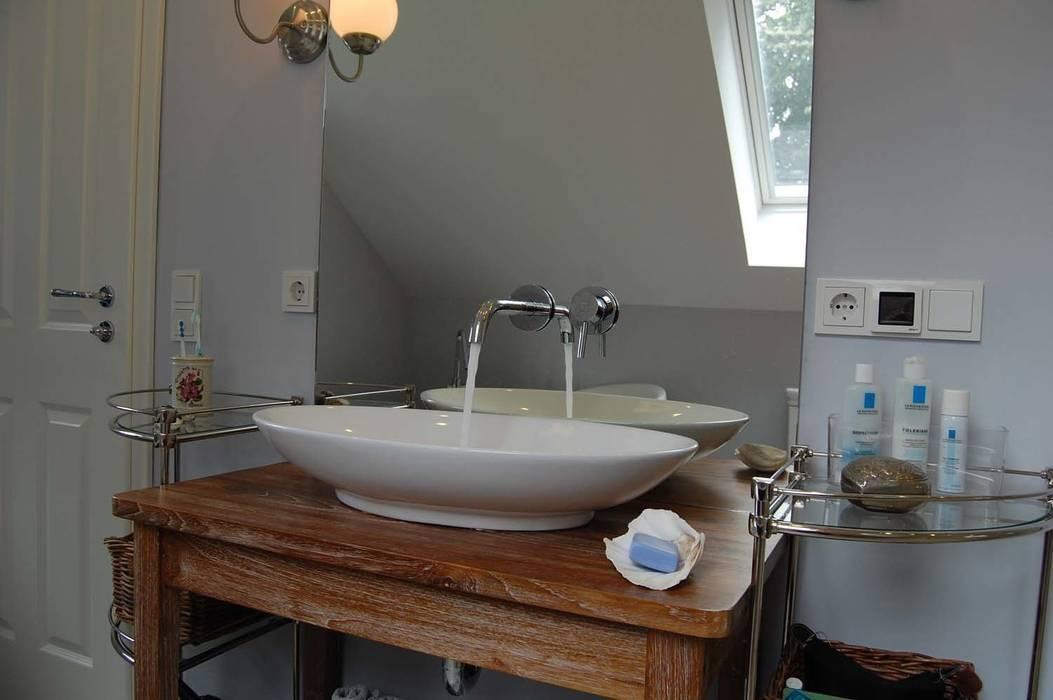 Waschtisch badezimmer im landhausstil von borkenhagen ...