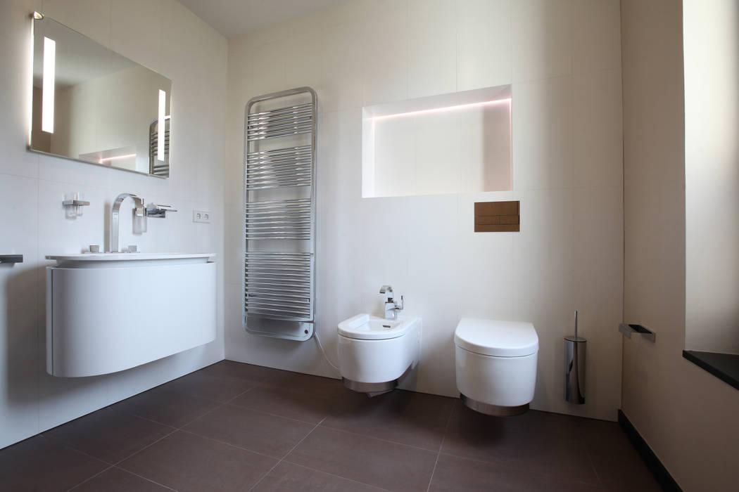 Санузел Ванная комната в стиле модерн от homify Модерн