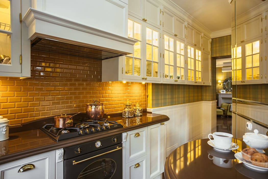 Кухни в . Автор – studio68-32