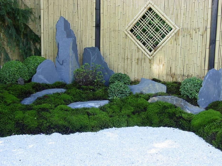 Taman Gaya Asia Oleh japan-garten-kultur Asia
