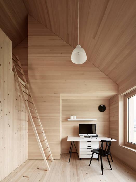by Innauer-Matt Architekten ZT GmbH Country
