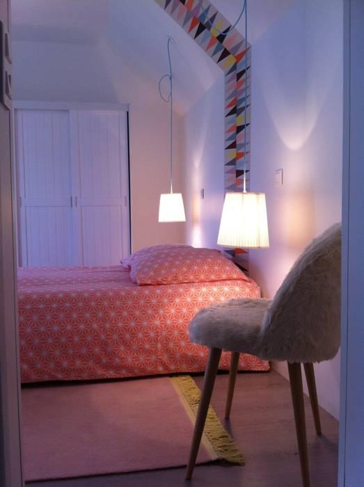 Chambre Ado Scandinave: Chambre de style de style Scandinave par At Ome