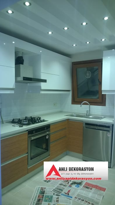 anlı yapı dekorasyon – anlı yapı dekorasyon:  tarz Mutfak