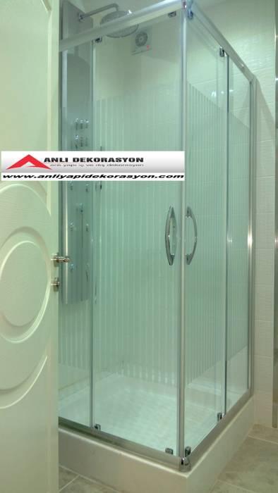 anlı yapı dekorasyon – anlı yapı dekorasyon:  tarz Banyo, Modern