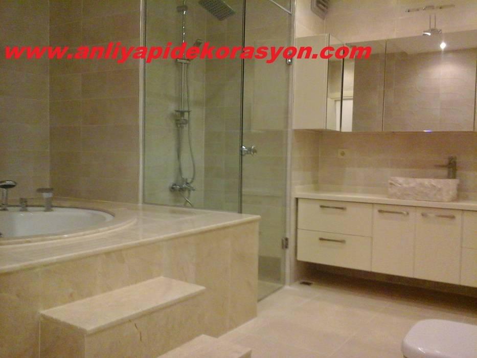 anlı yapı dekorasyon – anlı yapı dekorasyon:  tarz Banyo
