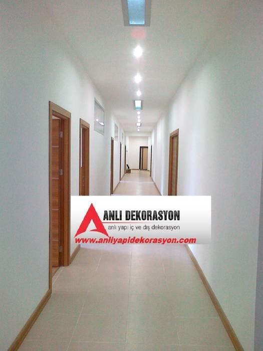 anlı yapı dekorasyon – anlı yapı dekorasyon:  tarz Koridor ve Hol