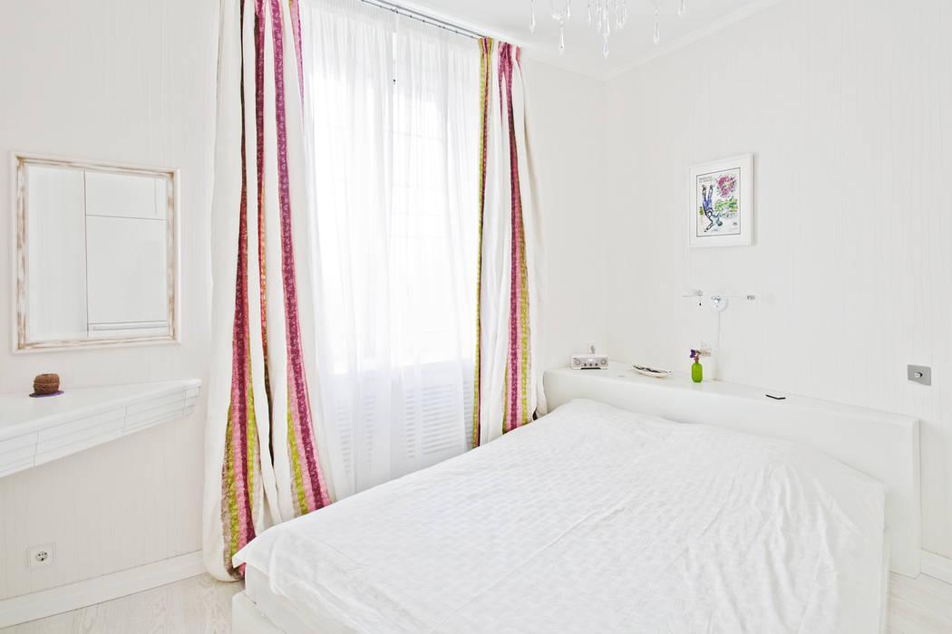 Квартира на Университетском Спальня в эклектичном стиле от Owner /designer Эклектичный