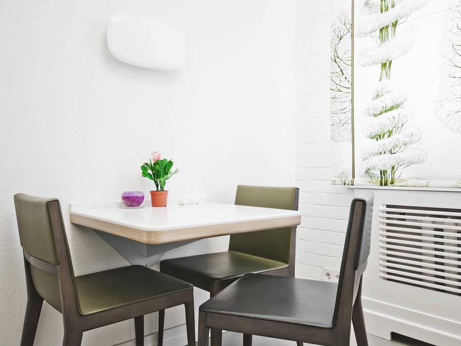 Квартира на Университетском Кухни в эклектичном стиле от Owner /designer Эклектичный
