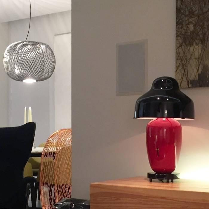 Showroom Espaços comerciais modernos por QuartoSala - Home Culture Moderno