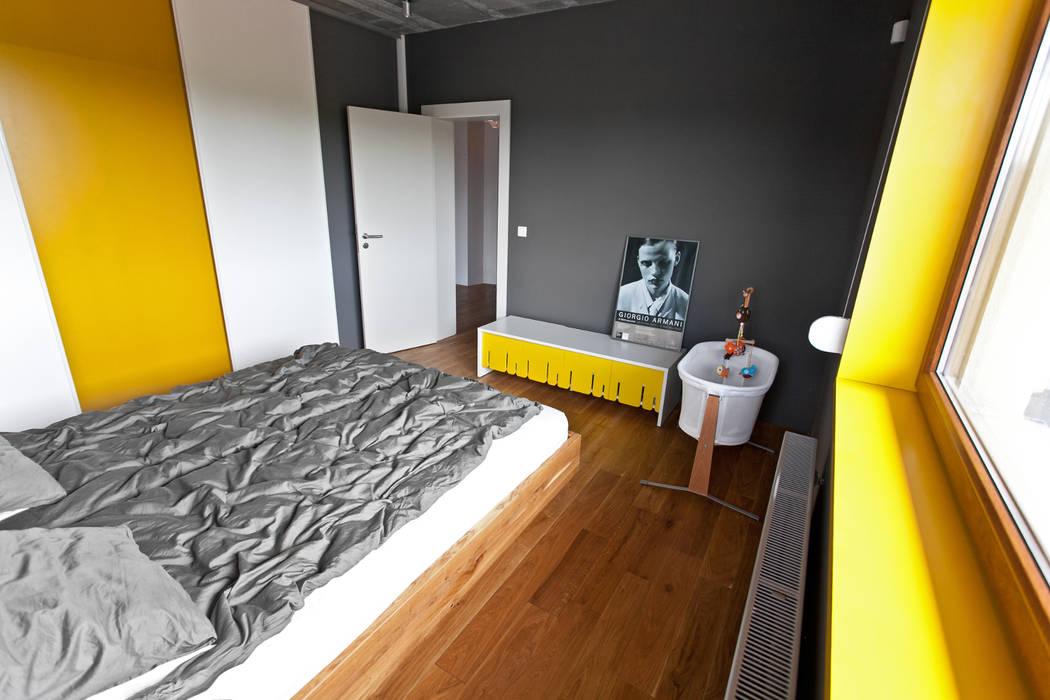 mode:lina™ Dormitorios de estilo moderno