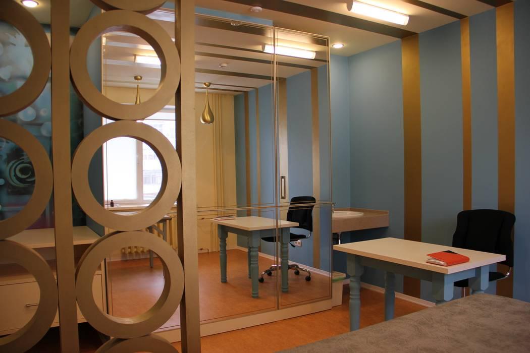 Массажный кабинет Рабочий кабинет в эклектичном стиле от Anna Vladimirova Эклектичный