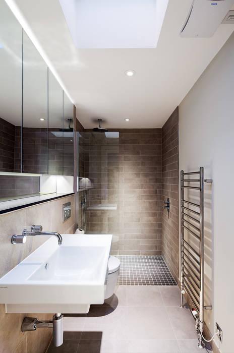 122 Harley Street Modern bathroom by Sonnemann Toon Architects Modern