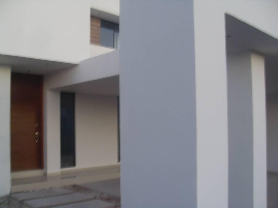 Detalle: Casas de estilo  por Guiza Construcciones, Minimalista